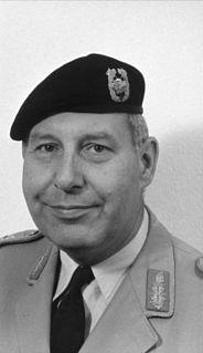 Berthold Maria Schenk Graf von Stauffenberg Bundeswehr general