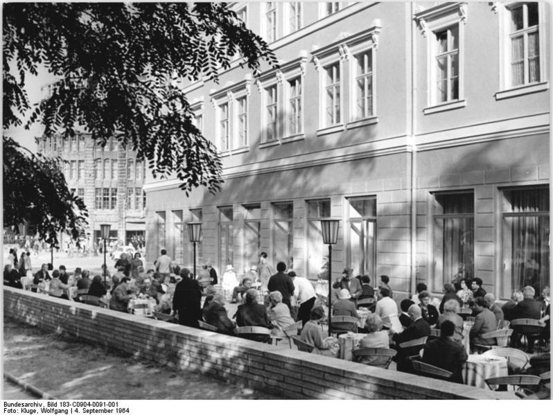 Dating cafe leipzig