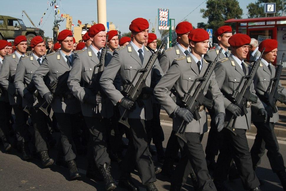 Bundeswehr - 10th Anniversary of Multinational Corps Northeast