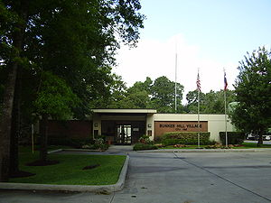 Bunker Hill Village, Texas - Bunker Hill Village City Hall
