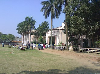 Bardhaman district - Image: Burdwan municipal high school