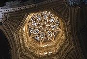 Cimborrio de la catedral de Burgos.