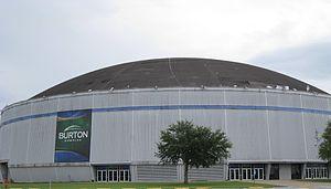 Burton Coliseum - Burton Complex