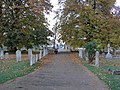 Burwell, looking out of the church door - geograph.org.uk - 3297.jpg