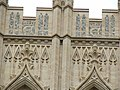Bury St Edmunds - restored stonework - geograph.org.uk - 234902.jpg