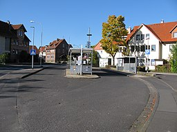 Großenritter Straße in Schauenburg