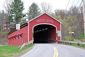 Hoosick, New York - Buskirk Bridge