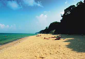Varna Province - One of Byala's beaches