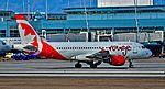 C-GARO Air Canada Rouge 1997 Airbus A319-114 (cn 757) (24831104392).jpg