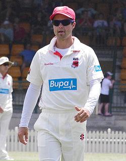 Callum Ferguson Australian cricketer