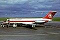 CF-TLF DC-9-14 Air Canada YYC 01JUN67 (5589392279).jpg