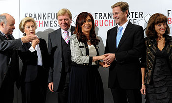 CFK Frankfurt Book Fair