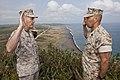 CMC and SMMC at Iwo Jima 150321-M-SA716-389.jpg