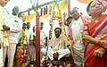 CM KCR visited Medaram Sammakka Saralamma Jathara on 02nd February 2018 (6).jpg