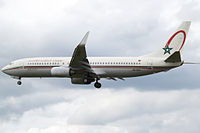 CN-ROH - B738 - Royal Air Maroc