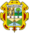 Official seal of Madre de Dios Region