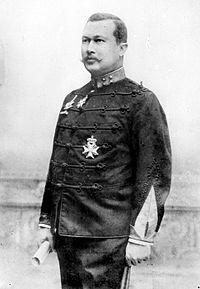COLLECTIE TROPENMUSEUM Portret van Luitenant-Generaal G.C.E. van Daalen TMnr 10018618.jpg