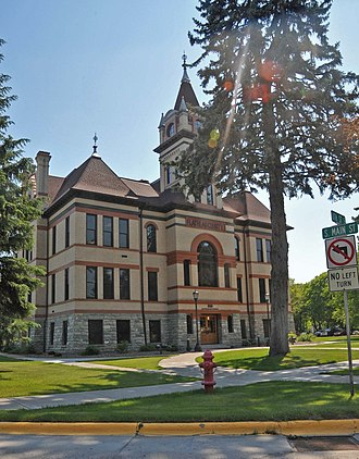 Courthouse Historic District (Kalispell, Montana) - Image: COURTHOUSE HISTORIC DISTRICT, KALISPELL FLATHEAD COUNTY