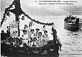 CPA Combat naval fleuri Villefranche-sur-Mer 2.jpg