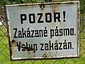 CSSR Old Sign Border Zone.JPG
