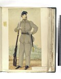 Caçador a pé, uniforme pequeno de veraõ (NYPL b14896507-83971).tiff