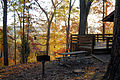 Cabin 6 picnic and grill and deck with view (6342064412).jpg