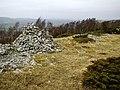 Cairn, Flodder Allotment - geograph.org.uk - 364133.jpg