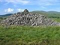 Cairn Avel Neolithic long cairn - geograph.org.uk - 204127.jpg