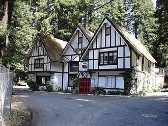 Rio Nido, California - Rio Inn, 2008