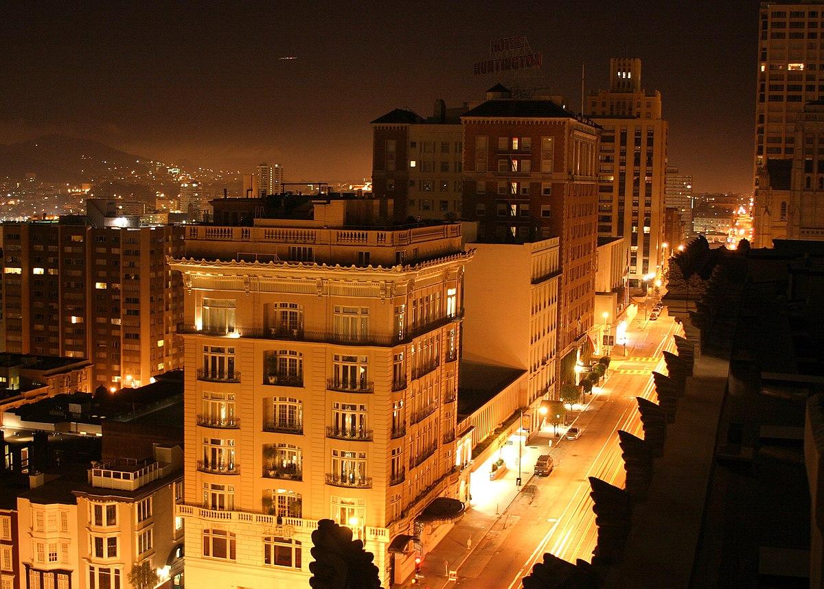 Nob Hill, San Francisco - Wikipedia