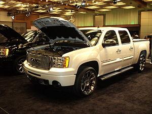 Callaway Cars - Callaway Sport Truck, 2013 model shown in Toronto.