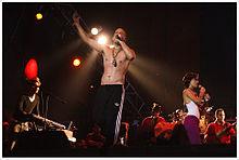 Calle 13 in Venezuela