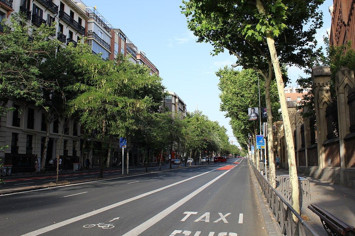 calle de alberto aguilera wikipedia la enciclopedia libre