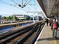 Cambridge Station, building a new platform - geograph.org.uk - 2478112.jpg