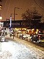 Camden Town railbridge, Chalk Farm Road NW1 - geograph.org.uk - 1631068.jpg