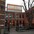 Campus The Hague, Schouwburgstraat building (2017-12-10) img 03.jpg