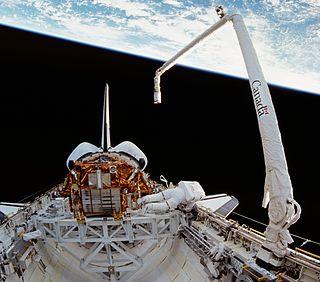 Space Shuttle robotic arm