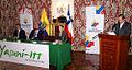 Canciller Patiño de Ecuador y el Canciller Moreno de Chile oficializan en evento aporte chileno a la Iniciativa Yasuní-ITT (4994587612).jpg
