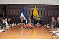 Canciller Ricardo Patiño se reúne con Vicepresidente de El Salvador (7875735290).jpg