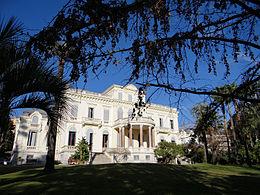 Villa rothschild cannes wikip dia for Histoire des jardins wikipedia
