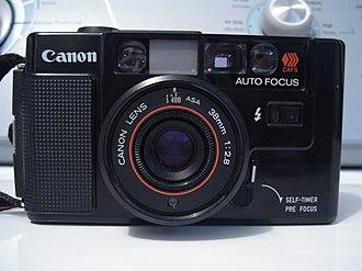 Canon AF35M - Canon AF35M