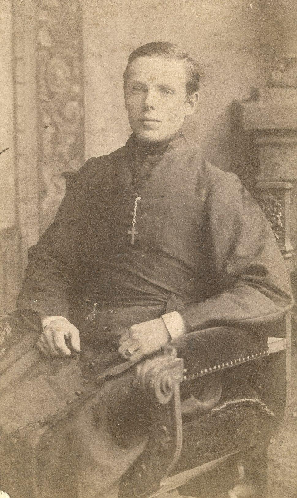 Canon David John Garland, as a young man.tiff