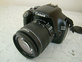 Image illustrative de l'article Canon EOS 1100D