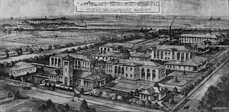 Canterbury Hospital - Image: Canterbury Memorial Hospital