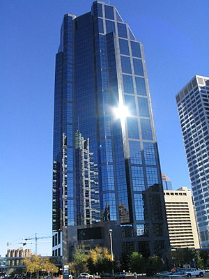 Canterra Tower - Devon Tower (Formerly Canterra Tower)