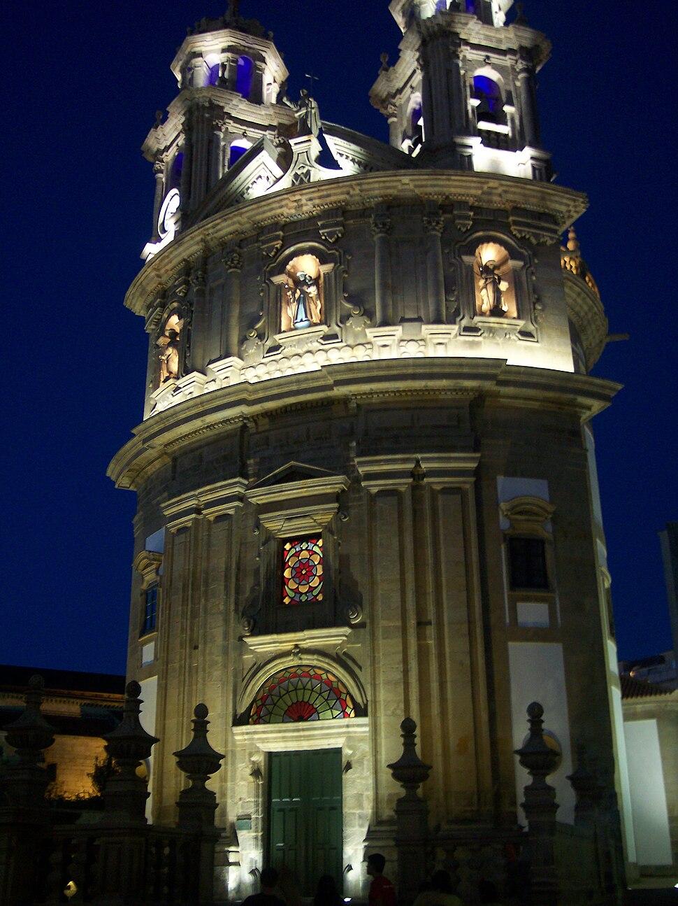 Capilla Virgen Peregrina