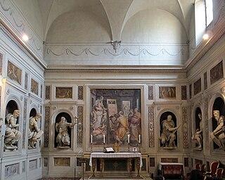 Chapel of St Luke, Annunziata
