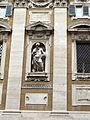 Cappella paolina, ext., Giovanni Giacomo Paracca detto il Valsoldo, san girolamo.JPG