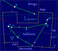 Capricornus constellation map-fr.png