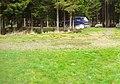 Car park at the Otter Pool - geograph.org.uk - 1475352.jpg